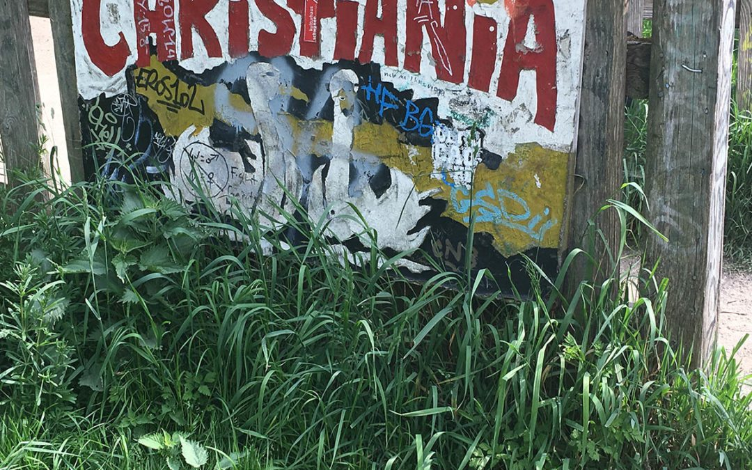 We just had to visit Freetown Christiania – Copenhagen's Hippie Town