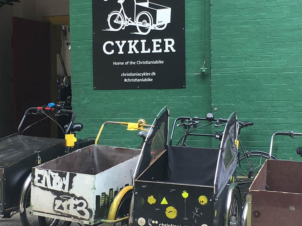 visit Freetown Christiania - Copenhagen's Hippie Town