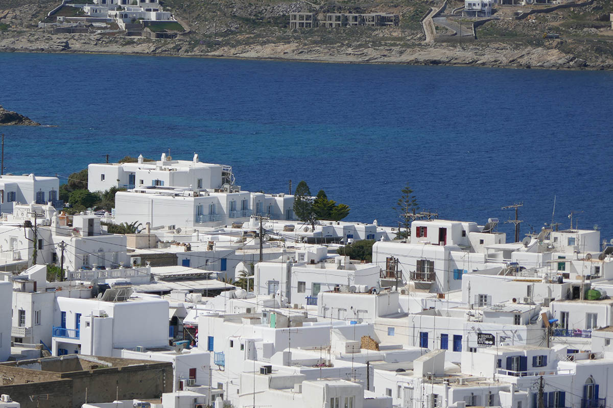 Exploring Mykonos by Quad Bike