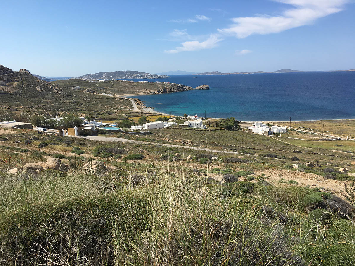 Exploring Mykonos by Quad Bike