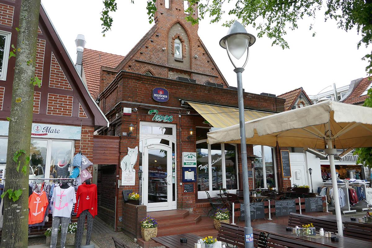Warnemunde in Germany