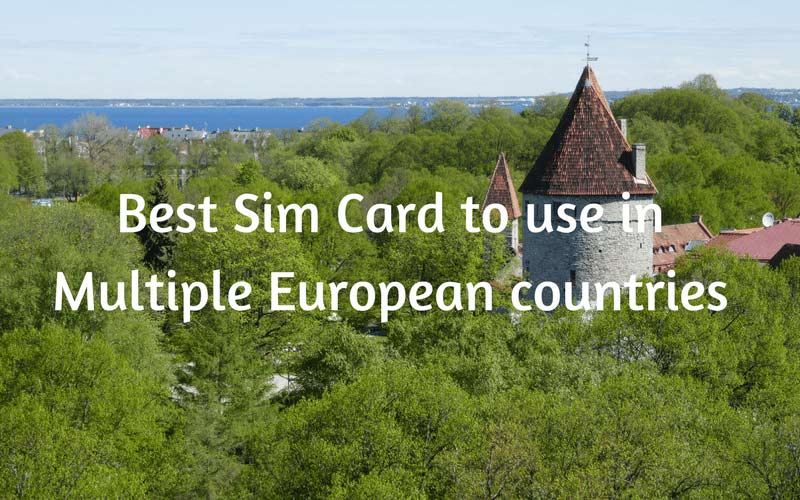 how to use a uk and europe sim