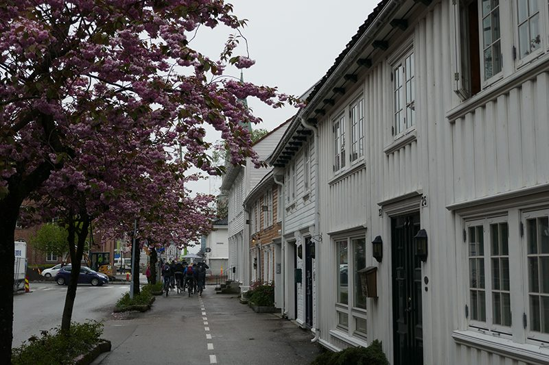 Visiting Kristiansand in Norway