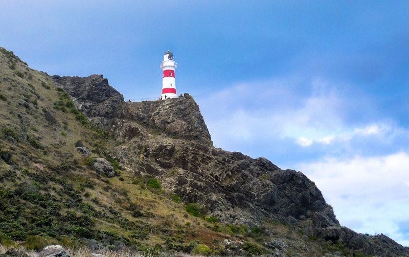 Cape Palliser Lighthouse NZ