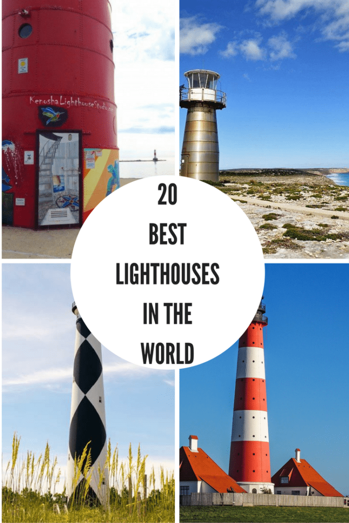 20 LIGHTHOUSES-WORLD
