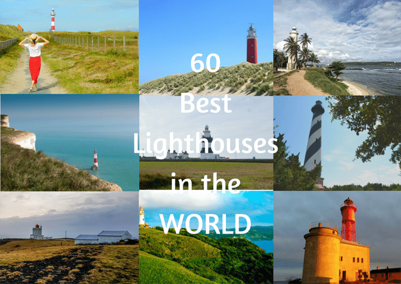 The 60 Best Lighthouses in the World