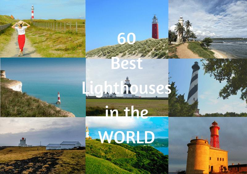 Best Lighthousesin the WORLD