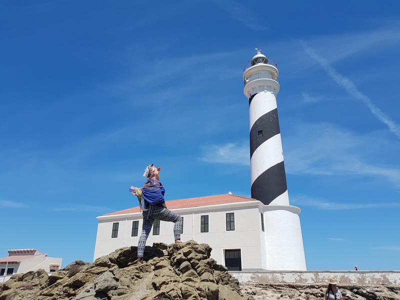menorca lighthouse