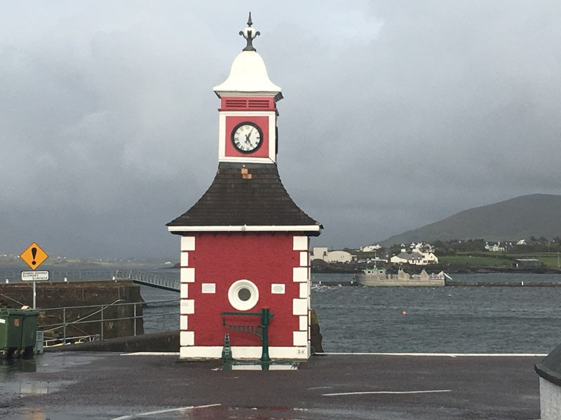 Visiting Valentia Island in Ireland