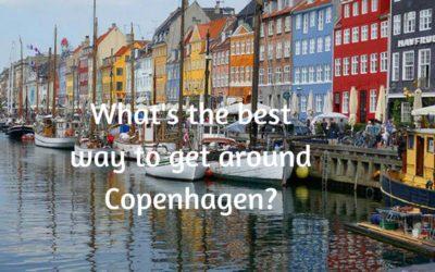 What's the best way to get around Copenhagen, Denmark?