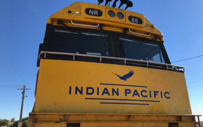 A Once in a Lifetime Experience on the Indian Pacific Rail Journey