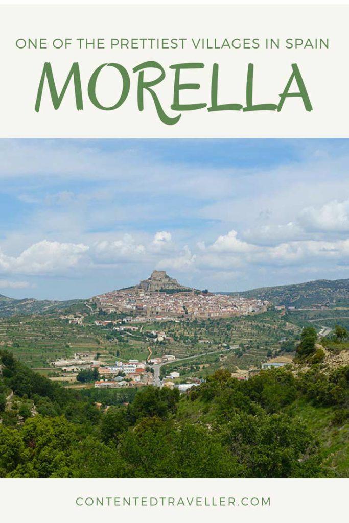 visiting morella