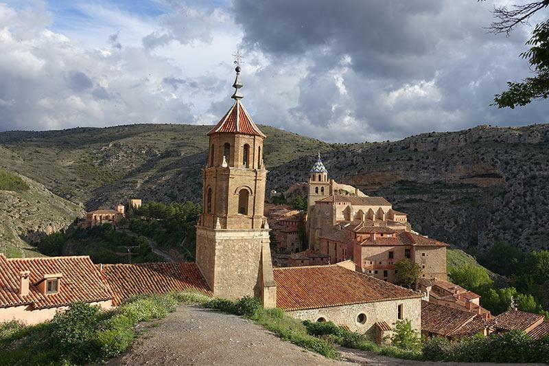 Visit Albarracin