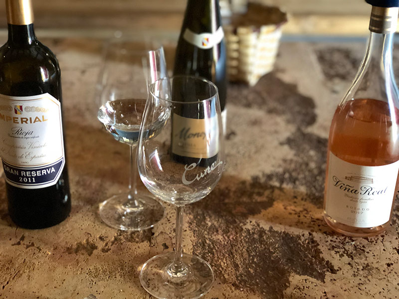 Visiting the Wineries in Haro, Spain