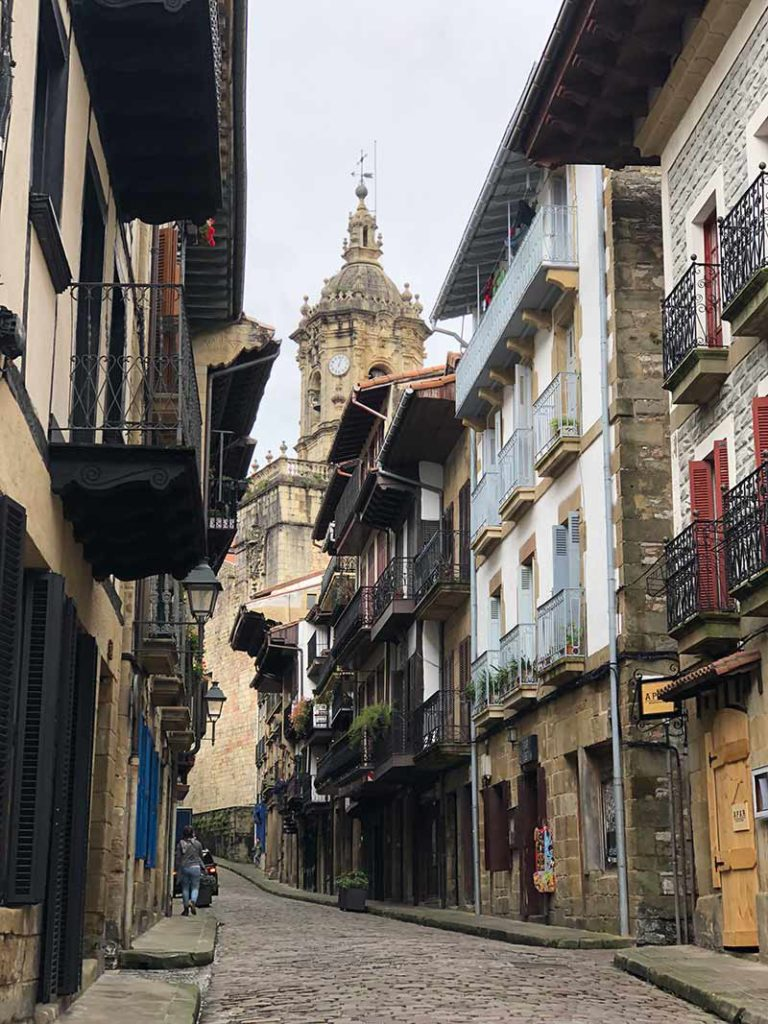 Things to Do and Eat in Hondarribia, Spain