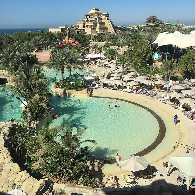 travel guide to Dubai