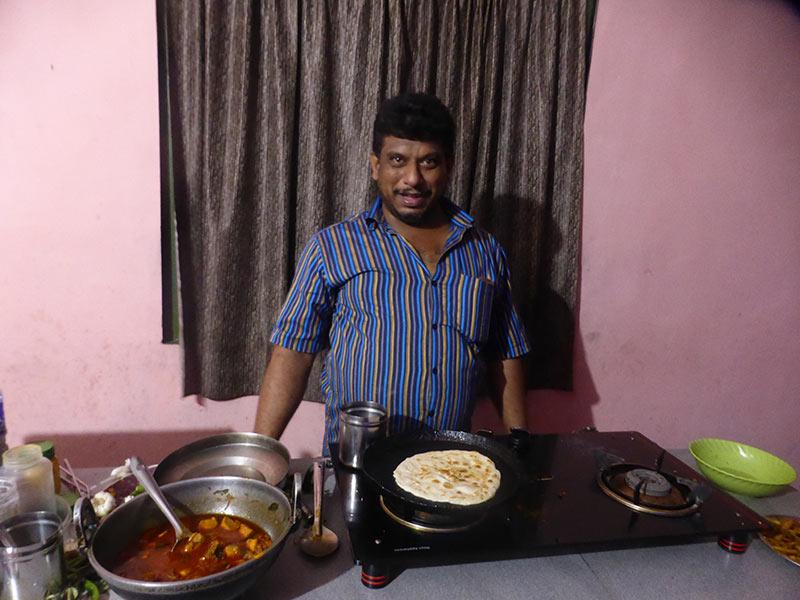 Cooking Class in Thekkady in Kerala, India