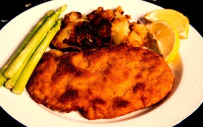 How to make schnitzel as the Germans do