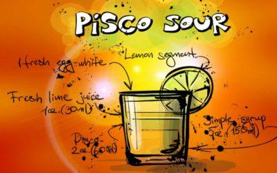 Authentic Peruvian Pisco Sour